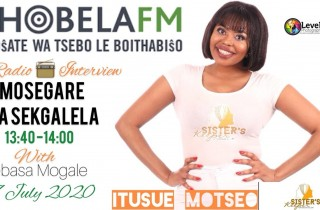 Radio Interview Thobela FM 17 July 2020